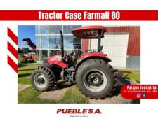 Tractor Case Farmall 80 4wd - Plan Cheque