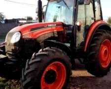 Tractor Zanello Nuevo Doble Tracción Toda la Linea Completa