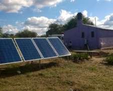 Energía Solar - Giacobone