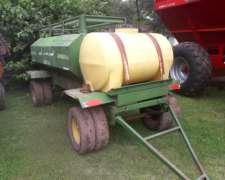 Cisterna 3000 Litros con Tanque de Agua