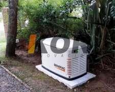 Grupo Electrógeno a GAS Envasado Guardian 17 KVA Trifasico