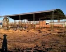 Galpones y Tinglados Colonia Menonita la Pampa.usd 92 Dolare