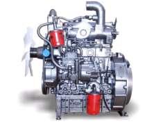 Motor Hanomag SAE 3 - KM385 BT - Vende Servicampo Tandil