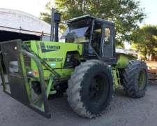 Tractor Zanello 500 Preparado para POS Desmonte