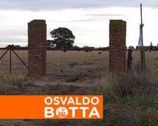 1500 Hectáreas en Hucal, la Pampa