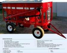 Semilla Fertilizante 14 Tn-sin Fin -extractor Destape Rapido