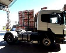 Camion Scania P310 año 2010