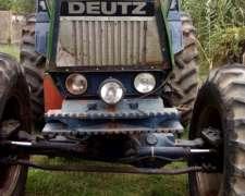 Deutz DX 160 con Tres Puntos