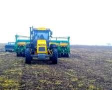 Servicios Agrícolas En General,siembra,disco,fertilizaciónes