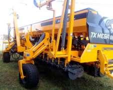 Sembradora TX Mega 22 a 35cm Neumatica GEN 3 Agrometal