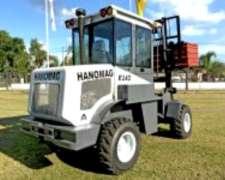 Elevador Articulado E143 Hanomag 2020