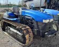 Tractor New Holland TK8 4wd con Orugas- Usado
