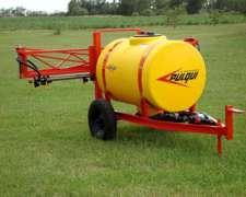 Pulverizador de Arrastre Pulqui Modelo TA 200