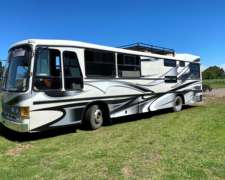 Colectivo Tipo Motor Home