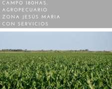 Campo Agricola Jesus Maria
