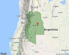 Monte Coman Mendoza Argentina