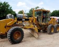 Motoniveladora Caterpillar 140h (id566)