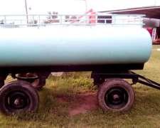 Tanque de Combustible 3000lts