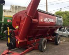 Autodescargable Ascanelli 20 TN - Nuevo - Rojo