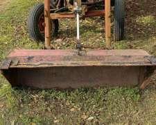 Tractor Fahr Con Pala Frontal