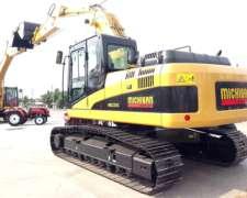 Excavadora Oruga Michigan ME 220 F, Cummins. Nueva