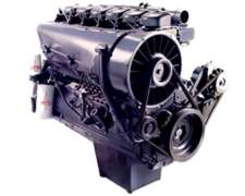 Motor Deutz 190 Turbo Intercool- Tractores Cosechadora