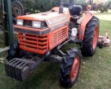 Tractor Marca Kubota Usado
