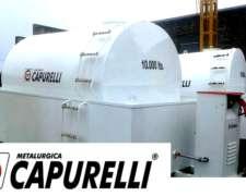 Estación Portátil 10.000 Lts. Capurelli