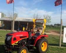 Tractor Roland H025 2dw 25hp (entrega Inmediata)