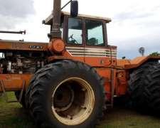 Tractor Fiat Versatile Cummins 300 HP. Articulado