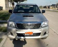 Toyota Hilux 4X4 Impecable