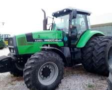 Tractor Agco Allis 6220 con Duales, Excelente Estado 2009