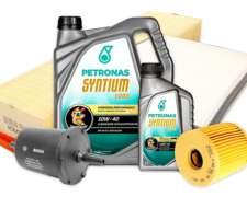 Kit Filtros + Aceite Citroen Berlingo 1.6i 16v Desde 2000
