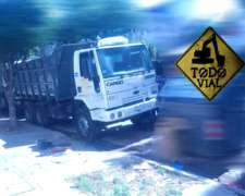 Camion Ford Cargo 2632 2008 6x4 Volcadora 17mt Todo Vial
