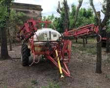 Fumigador Corti Modelo 2004 Capacidad 2000 Litros