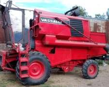 Cosechadora Vassalli 1200, Tracción Simple, 19pies, 1991