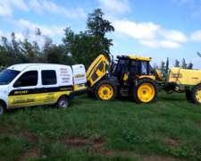 Tractor , Pauny 85 HP, Pala o M, Cignoli Hnos Vende
