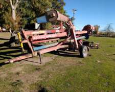 Extractora Akron EXG 300, Tres Arroyos