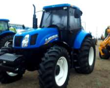 Tractor New Holland T6.130, Usado