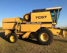 New Holland TC 57 en Buen Estado