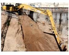 Excavadora Komatsu 300 Pluma Larga - Oportunidad