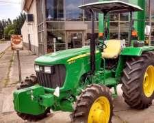 Tractor JD 5075 Nuevo Doble Traccion Entrega Inmediata