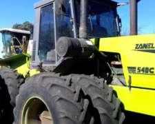 Tractor Zanello 540, año 1998, Rodado Dual, Tres Arroyos