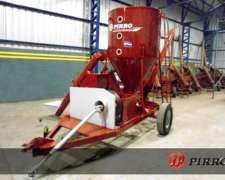 Moledora Mezcladora de Cereales Distribuidora Pirro