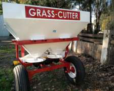 Fertilizadora Grass Cutter Bidisco 1500 Lts.