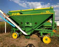 Tolva Fertilizante El Grillo 10 Toneladas