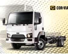 Camión Ford Cargo 916 Corvial