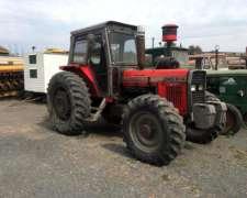 Massey Ferguson 1360s año 1994, Doble Tracción , 160hp