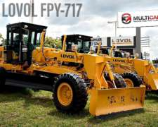 Motoniveladora Lovol FPY717 Motor Cummins 15 TN Financiamos