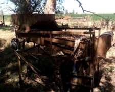 Vendo Ventiladora Agro Catrilo De Chapa